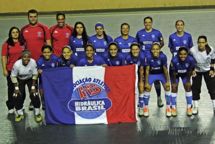 Associação Atlética Hidráulica Brasil