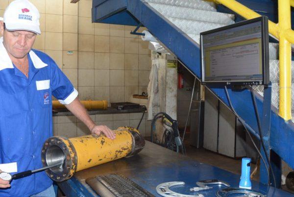 Oficina Hidráulica Brasil, Serviços de Brunimento