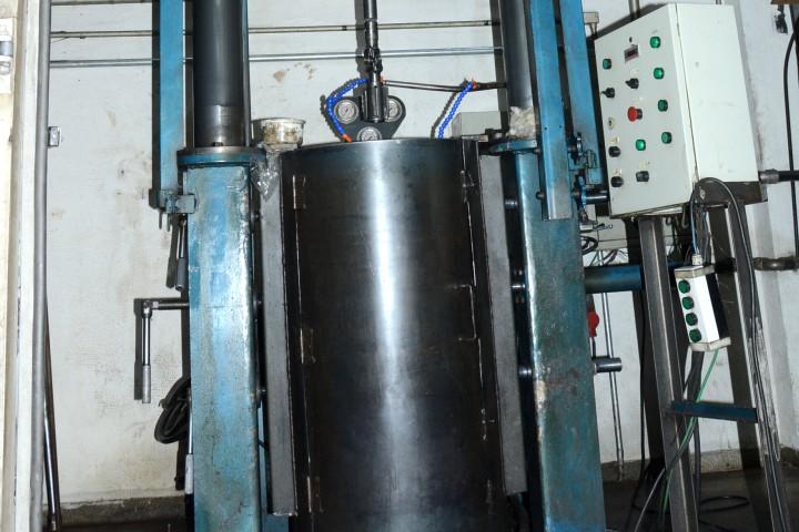 Brunidora - Serviços de brunimento, camisas de cilindros, cilindros hidráulicos