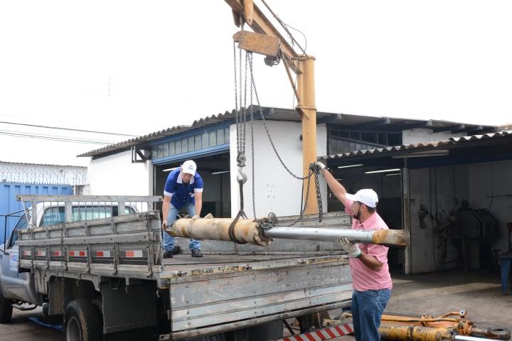 Oficina Hidráulica Brasil - Assistência Técnica e Serviços de Manutenção - In Loco