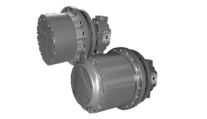 R916006080 - Redutor- Modelo GFT - Tamanho 13kNm- Redução=22-6 p/ 1