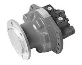 R921811257 - Motor Radial de Pistão - Modelo MCR- Série 32- Frame 10- Tamanho 940cm³