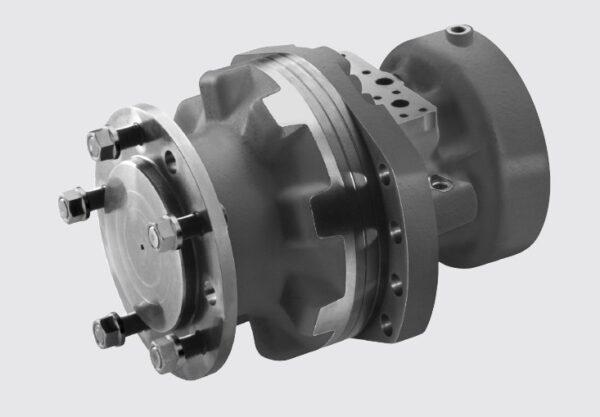 R921811259 - Motor Radial de Pistão - Modelo MCR- Série 32- Frame 10- Tamanho 940cm³